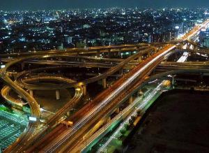 623-Hebbal-Flyover-Night-View